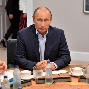 Herald Series: Western leaders have threatened Russia with fresh sanctions.