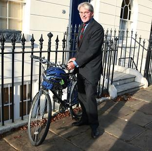 A policeman insists Andrew Mitchell did use the word 'plebs' in his tirade at officers guarding Downing Street