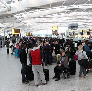 Herald Series: An IT glitch is understood to be causing delays at several airports