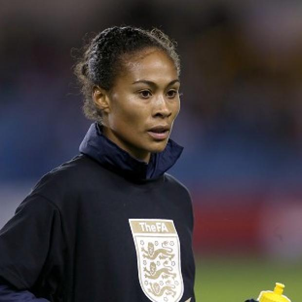 Herald Series: England and Arsenal Ladies forward Rachel Yankey will be handed an OBE for services to football