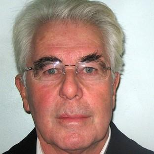 Herald Series: Police custody photograph of disgraced PR guru Max Clifford, who was jailed for eight years for a string of indecent assaults on four women (Metropolitan Police/PA)