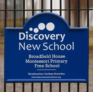 Herald Series: Pupils at a free school, understood to be Discovery New School in West Sussex, which was closed down amid standards concerns  had been 'taught nothing', a union leader is claiming