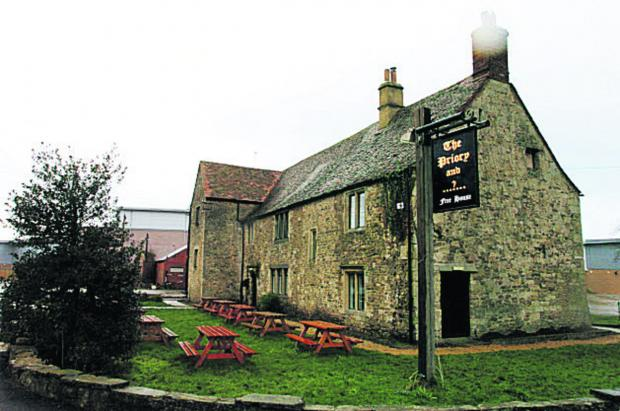 CLOSED: The Priory pub