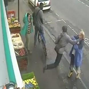 CCTV image of the