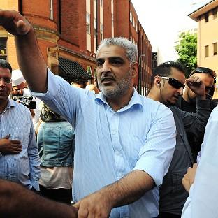 Tariq Jahan, who was hailed a hero for calming tensions during the 2