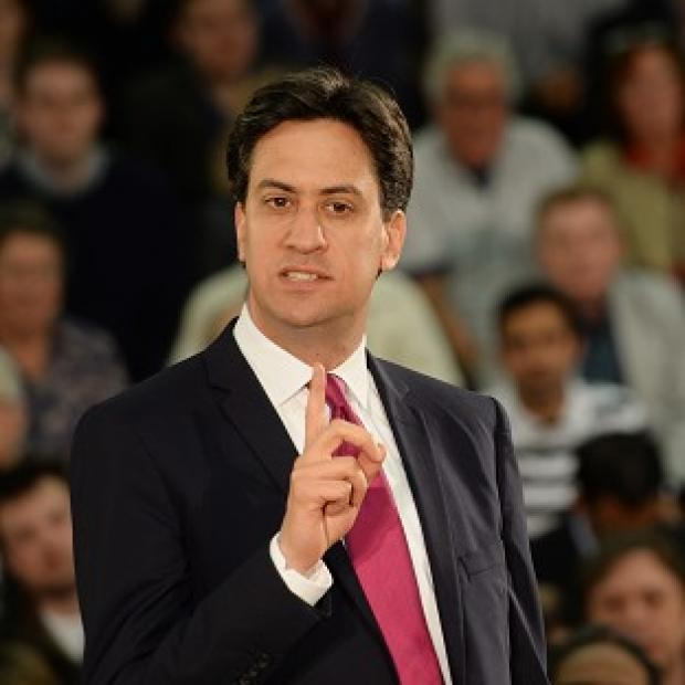 Herald Series: Labour leader Ed Miliband will give Scotland more powers over tax if he becomes Prime Minister