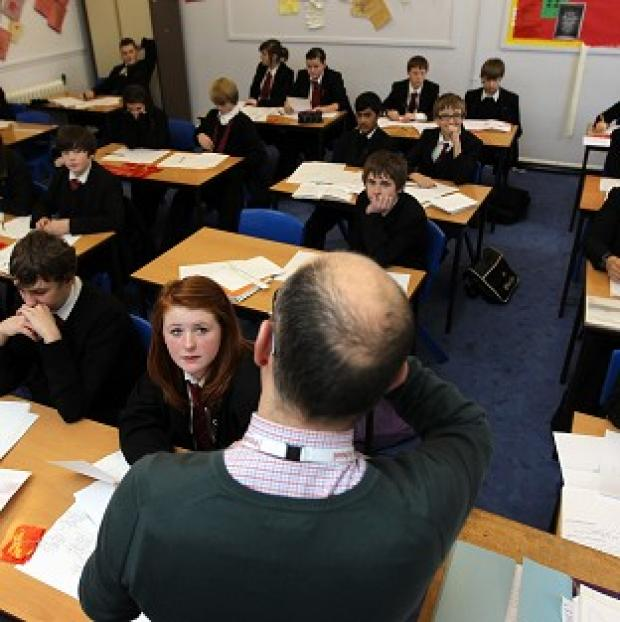 Herald Series: Academics have suggested pupils refer to their teachers by their first names
