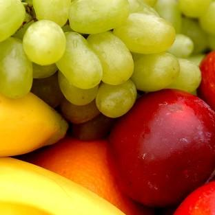 The average person in the UK is not getting enough fruit, veg, oily fish and fibre, according to the survey