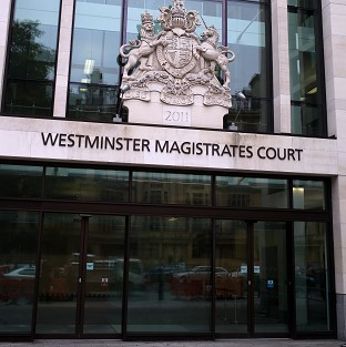 A judge at Westminster Magistrates' Court has spared a specialist police officer jail over porn offences