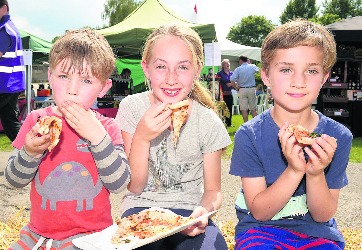 Feast of food festivals gets the crowds licking their lips