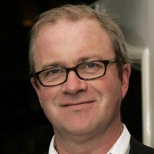 Comedian Harry Enfield has criticised the BBC under Mark Thompson for not standing up for itself