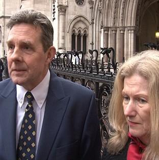 Paul and Sandra Dunham are set to be handed over