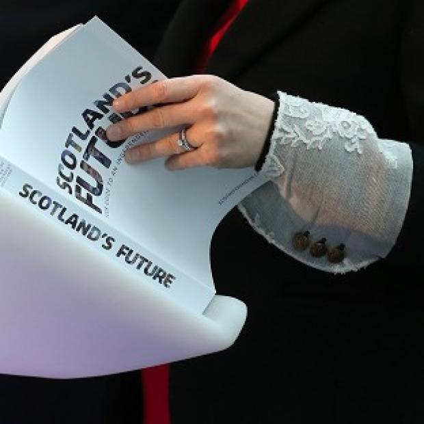 Herald Series: The Scottish Government indicated in its White Paper on independence that it plans to adopt different immigration policies to those of the UK