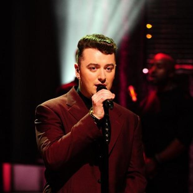 Herald Series: Sam Smith will sing Stay With Me.