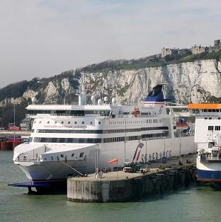 Britain's ferry operators carried more than 9.4 million passengers in the first four months of this year