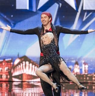 Paddy has been given the all-clear to perform in Britain's Got Talent with her partner Nico