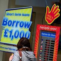 Herald Series: Payday lenders have proliferated on Britain's high street in recent years