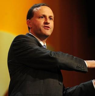 Herald Series: Pensions Minister Steve Webb said the reforms would give people greater certainty