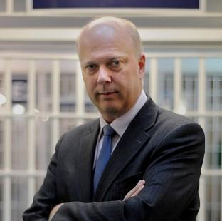 Justice Secretary Chris Grayling said health and safety chan