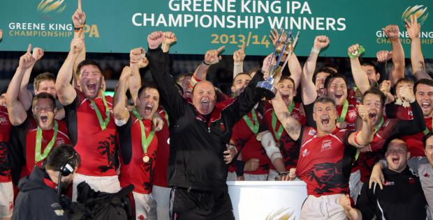 RUGBY UNION: London Welsh paired with French duo