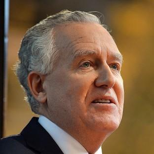 Peter Hain is stepping do