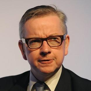 Michael Gove has warned parents he will not tolerate failure