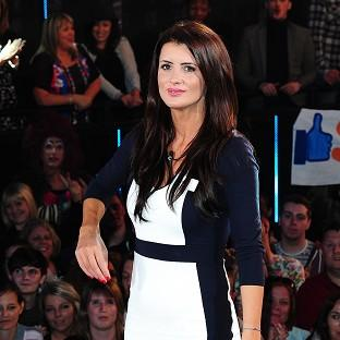 Helen Wood arriving to enter the Big Brother house at Elstree Studios, Borehamwood, at the start of the latest series of the Channel 5 programme.