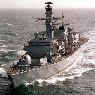 HMS Montrose will take part in Baltops, the largest multi-national naval exe