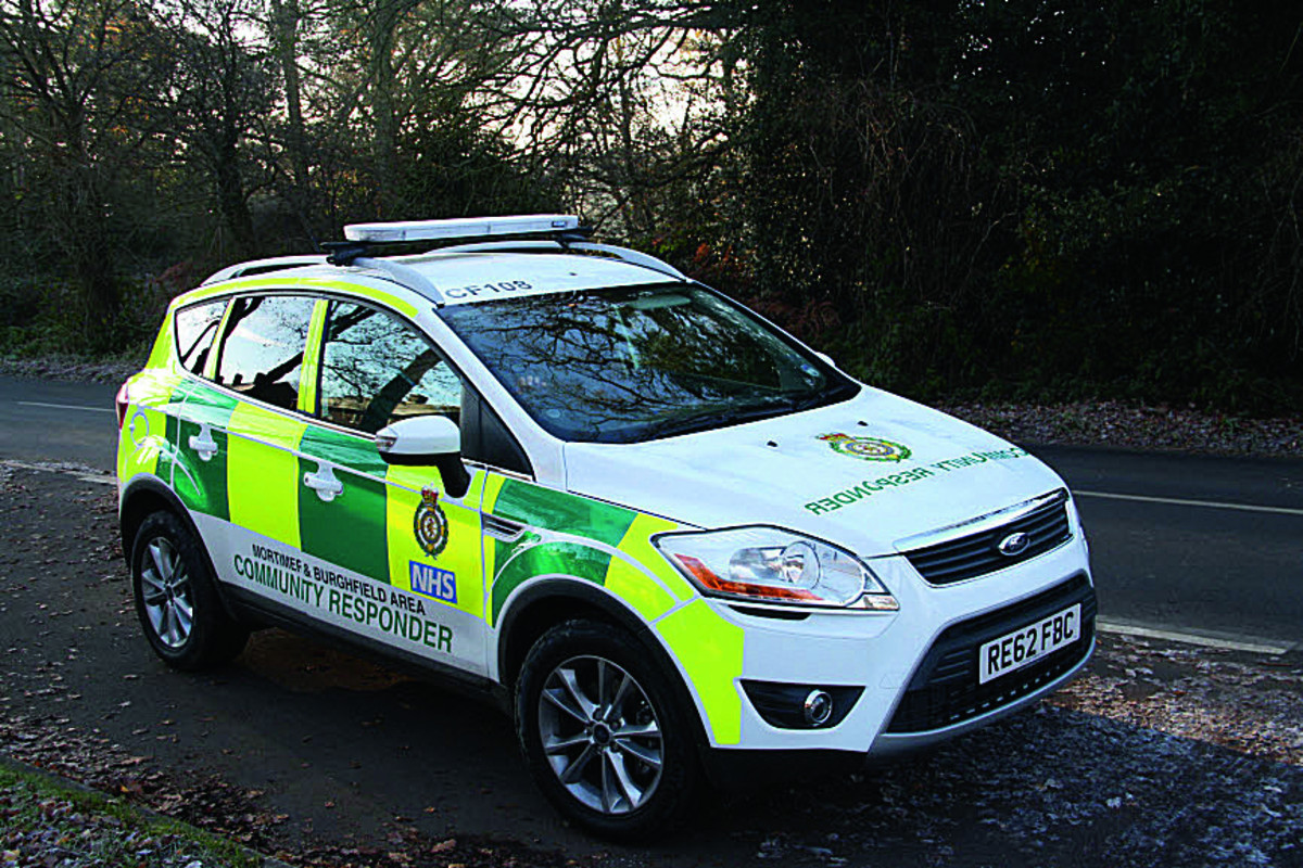 Can you respond and save a life with Community First Responders?