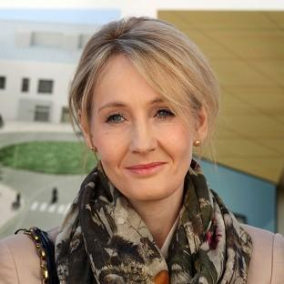 JK Rowling has donated 1 million pounds t