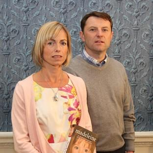 Herald Series: Kate and Gerry McCann were due to give statements in a Portuguese court about accusations in a former police chief's book