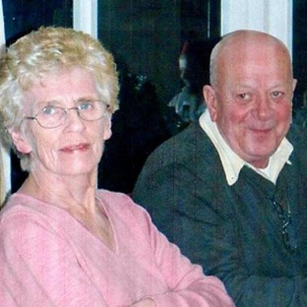 Herald Series: David Tracey with his wife Janet, who he says was subjected to an unlawful do not resuscitate order