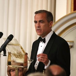 Bank of England Governor Mark Carney has criticised greed in the City