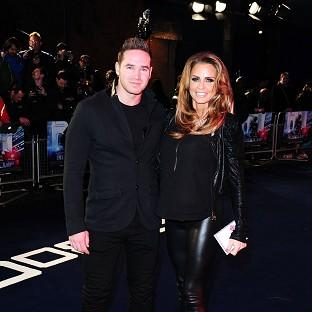 Katie Price has not ruled out a reconciliation with husband Kieran Hayler.