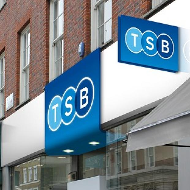 Herald Series: TSB shares are being floated at 260p