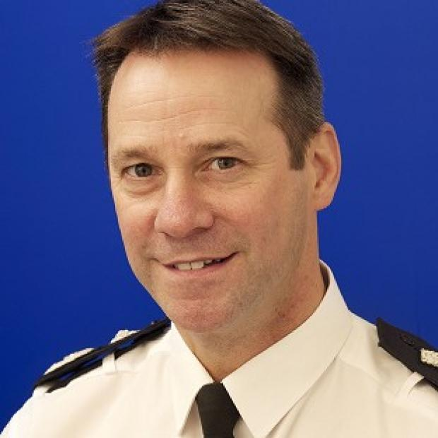 Herald Series: Mark Gilmore, chief constable of West Yorkshire Police, has been suspended
