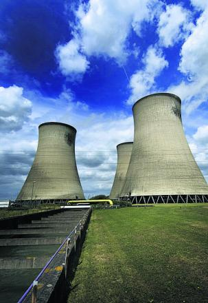 Didcot's iconic power station is due to be demolished on July 27