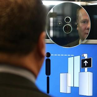 Facial recognition software - similar to that in use by the UK Border Agency at Manchester Airport - could be used on family photographs to diagnose genetic diseases in children