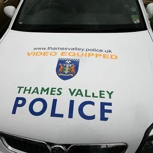 Herald Series: Thames Valley Police have arrested five men in raids linked to child sex exploitation