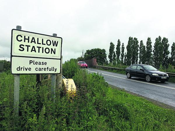 One-way system considered to mitigate Challow Station roadbridge closure