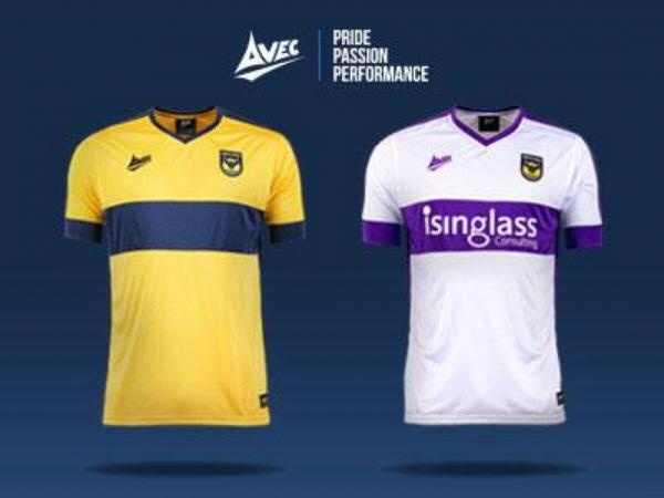 Revealed: The new Oxford United kit