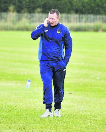 Michael Appleton has been endlessly on the phone trying to bring in more players to Oxford United ahead of the new season