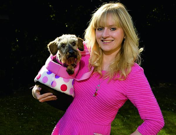 Rosanna Porter would love to play the role of  Elle Woods in Legally Blonde
