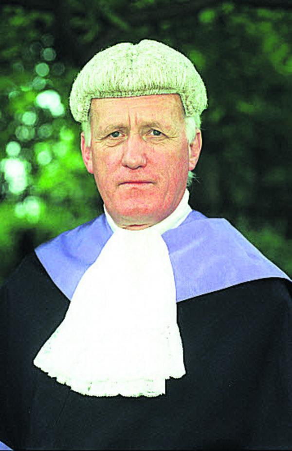 Judge Patrick Eccles