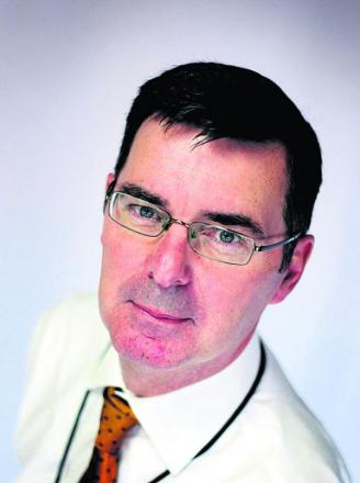 Oxford Mail Editor Simon O'Neill