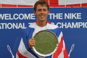TENNIS: Canter's delight at national crown