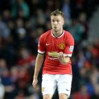 Herald Series: Manchester United's Tom Cleverley is staying at Old Trafford