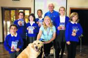 Author proves a popular visitor