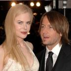 Herald Series: Nicole Kidman has praised husband Keith Urban for his support since the death of her father