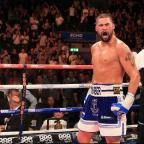 Herald Series: Tony Bellew, pictured, beat Nathan Cleverly